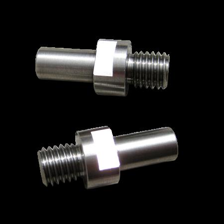 Cantisockel M10 für U-Brakes aus Edelstahl u.a. für BMX Bikes