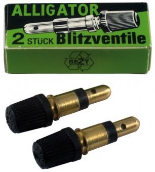 Alligator Blitzventile
