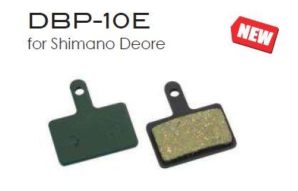 Marwi Bremsbelag Union DBP-10E SHIMANO Deore