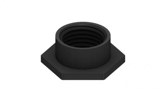 Reparatur Gewindebuchse Frame Saver 5mm Rahmen retten !